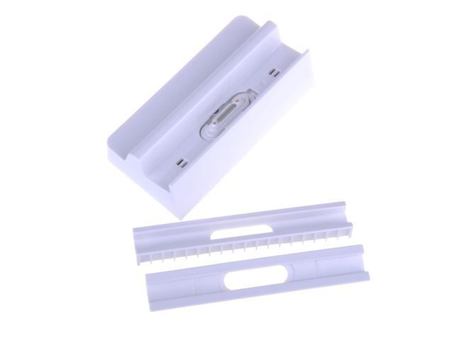 White Desktop Magnetic Charging Cradle Docking Station For Sony Xperia Z Ultra XL39h
