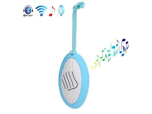 Blue Portable Wireless Waterproof Bluetooth 3.0 A2DP Stereo Speaker Handsfree Speakerphone Power Bank for iPhone 5 5S 5C iPad iPod Smartphones PC ...