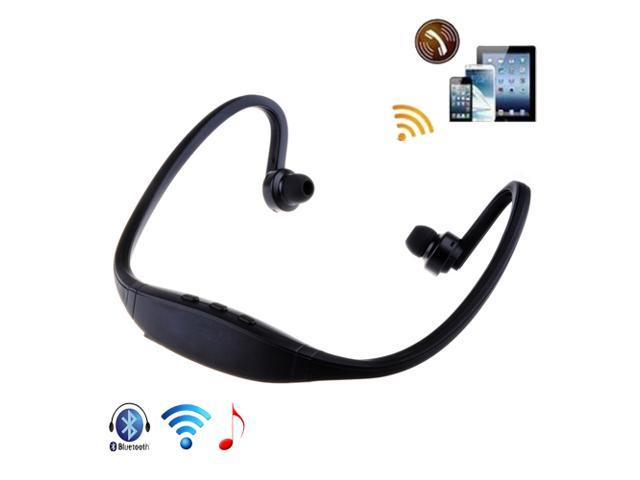 Bluetooth 3.0 Noise Reduction Wireless High Defination Stereo Headset Earphone Headphone for Apple iPhone, Samsung Galaxy, HTC, Nokia, ...