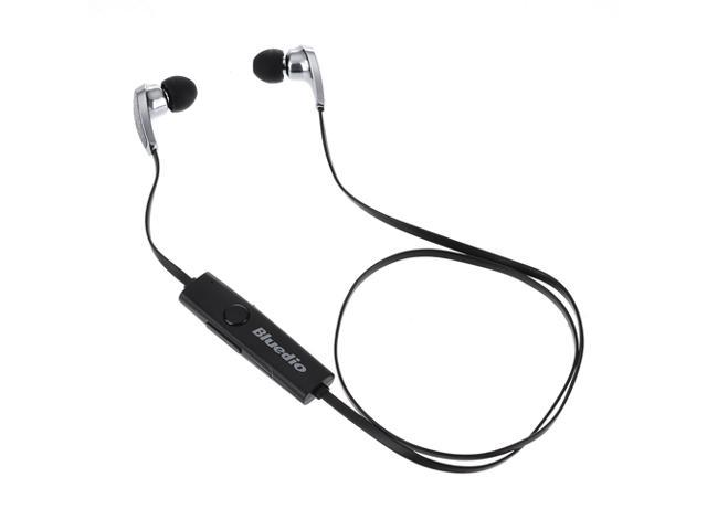 Black Bluetooth V4.1 Stereo Earphone Sport Sweat-proof Wet-Proof Headset Handsfree Headphone with Mic for Samsung Galaxy S5 S4 S3 Note 3 2 HTC ...