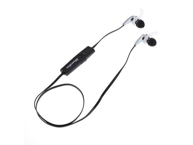 Black Bluetooth V4.1 Stereo Earphone Sweat-proof Wet-Proof Headset Handsfree Sport Headphone For iPhone 5 6 Samsung Galaxy S5 Note 3 Nokia 820 ...