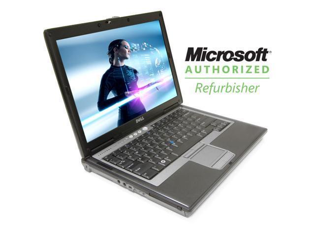 Dell Latitude D630 Laptop Computer - Intel Core2 Duo - 2GB - Windows 7 Home Premium