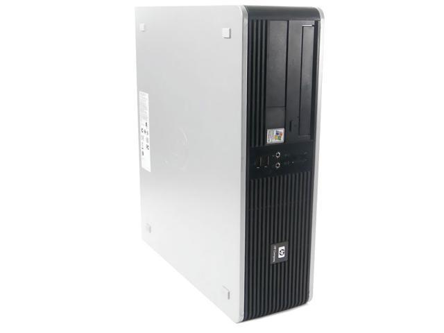 HP DC5850 SFF PC- 2.0GHz Athlon 64x2 - 4GB Memory - Windows 7 Home Premium - Microsoft Office 365