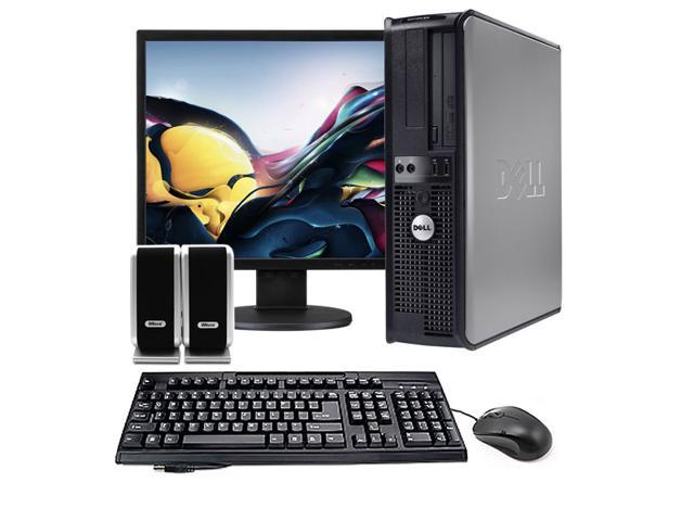 Dell Optiplex 745 Computer Package - 19
