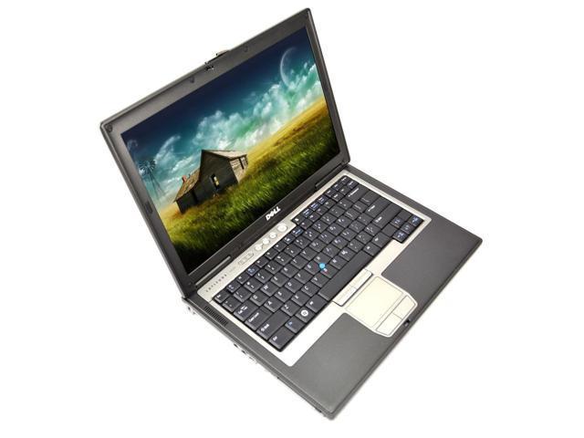 Dell Latitude D630 Laptop Computer - Intel Core2 Duo - 2GB - Windows 7 Professional (1 Year Warranty)