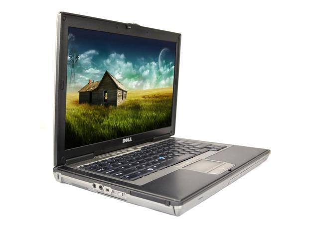 Dell Latitude D630 Laptop Computer - Intel Dual Core - 2GB - Windows 7 Home Premium (1 Year Warranty)