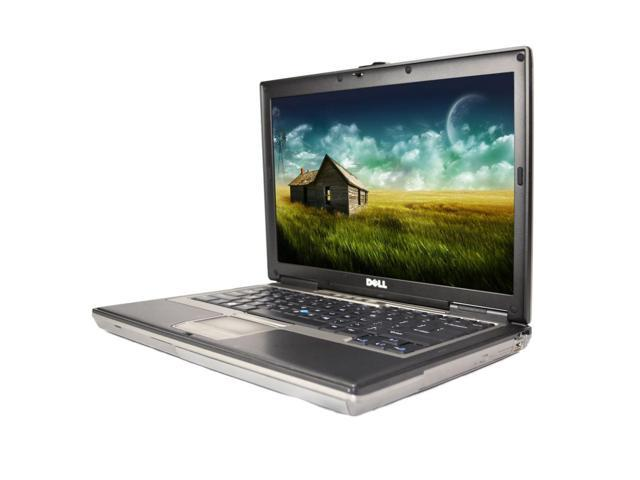 Dell Latitude D630 Laptop Computer - Intel Dual Core - 2GB - Windows 7 Professional (1 Year Warranty)