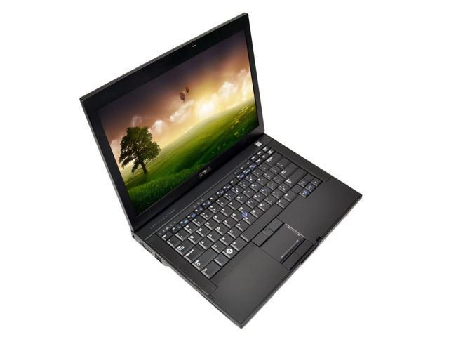 Dell Latitude E6400 Laptop 2.2GHz Core 2 Duo 4GB Memory 750GB HDD Windows 7 Professional