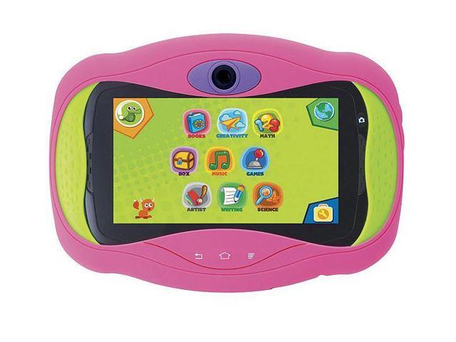 Discovery Kids Grow With Me TechTab Tablet (KSD5071P) with WiFi - Pink
