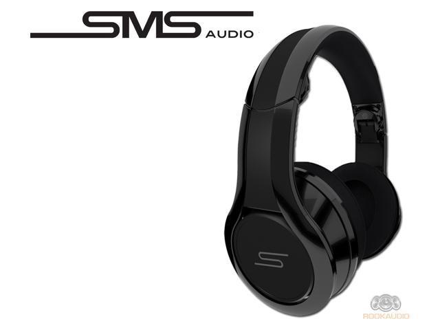 SMS Audio SMS-DJ-BLK STREET by 50 Wired DJ Headphones - Black
