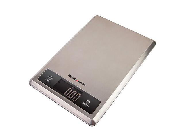 Health-o-meter 11 lb. Stainless Steel Digital Kitchen Scale