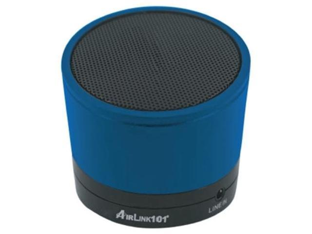 Airlink101 AMS-3000G Portable Bluetooth Speaker (Blue)