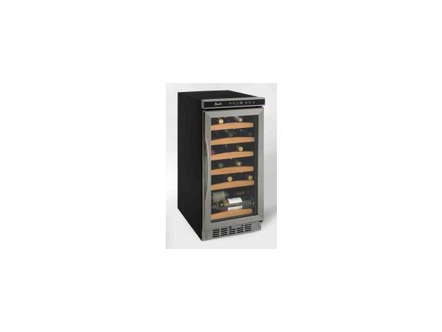 Avanti WC1500DSS: Model WC1500DSS - 30 Bottle Wine Chiller with Electronic Display