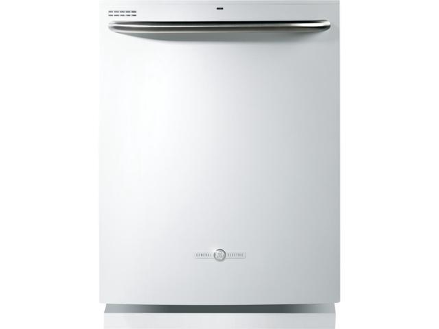 General Electric ADT521PGFWS: GE Artistry Series Dishwasher with Top Controls