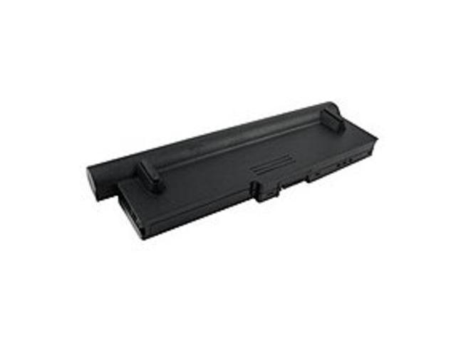 Lenmar LBTU400 Notebook Battery for Equium, Portege Series - 10.8 V - 6600 mAh Capacity - Black