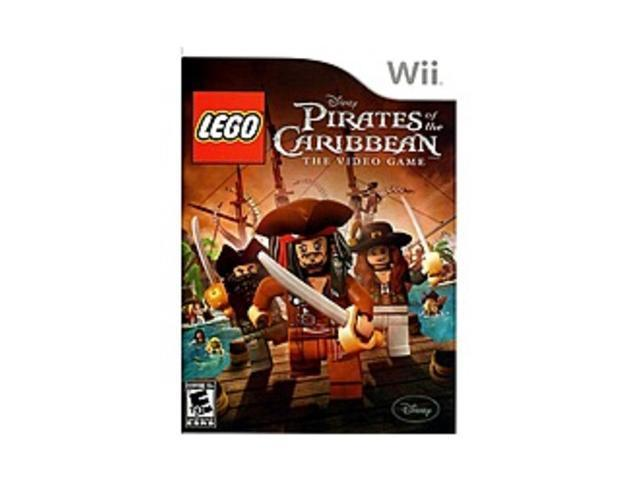 Disney 712725021153 Lego Pirates of the Caribbean for Wii