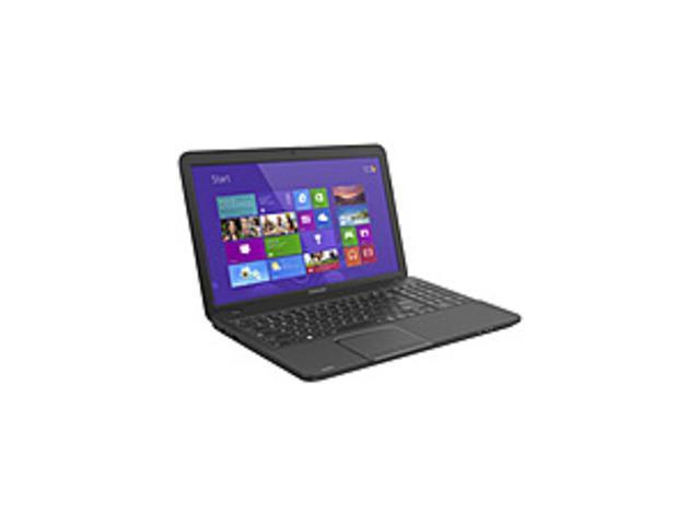 Toshiba Satellite C855D-S5320 Notebook PC - AMD E2-1800 1.7 GHz Processor - 4 GB RAM - 500 GB Hard Drive - 15.6-inch Widescreen Display - ...