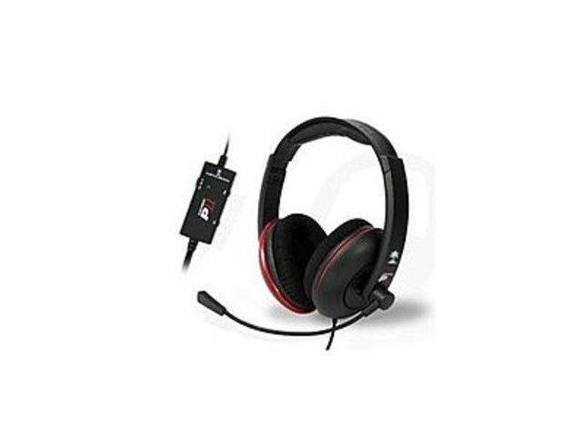 Turtle Beach Ear Force TBS-2135-01 P11 Amplified Stereo Headset for PlayStation 3 - Binaural - 20-20000 Hz - Wired