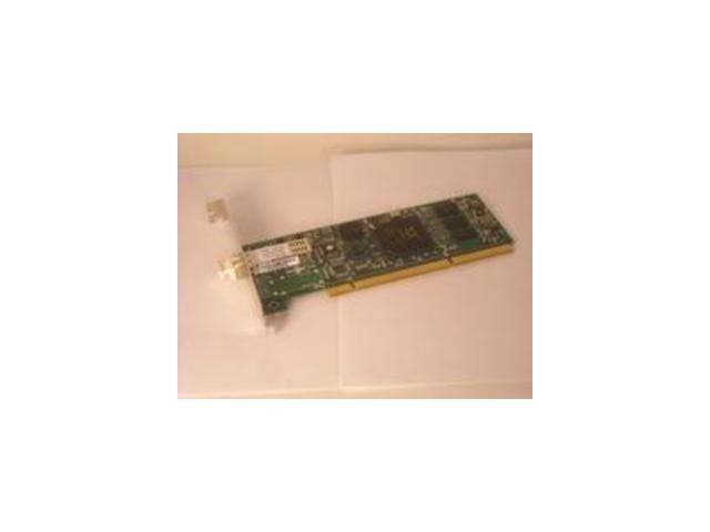 Qlogic SANblade QLA4050 - Network adapter - PCI-X low profile - Fast EN, Gigabit EN
