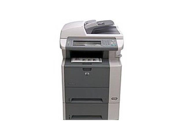 HP LaserJet M3035xs Multifunction Laser Printer - 35 ppm - 1200 x 1200 dpi - USB, Ethernet 10 Base-T/100 Base-TX - 220-240V (US Plug)