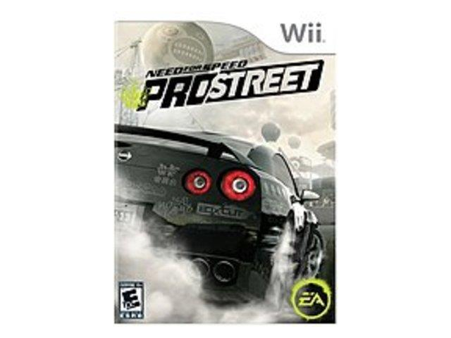 Electronic Arts 014633157437 Need for Speed: Prostreet for Nintendo Wii