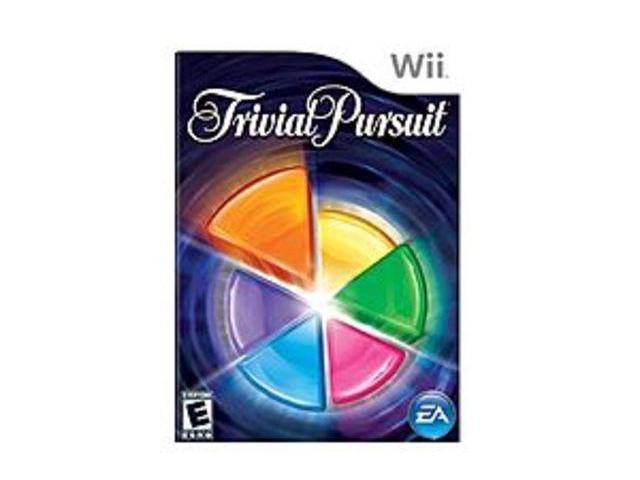 Electronic Arts 014633191158 Trivial Pursuit for Wii