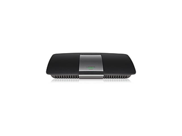 Linksys EA6400 IEEE 802.11ac Wireless Router - 2.40 GHz ISM Band - 5 GHz UNII Band - 4 x Antenna - 1300 Mbps Wireless Speed ...
