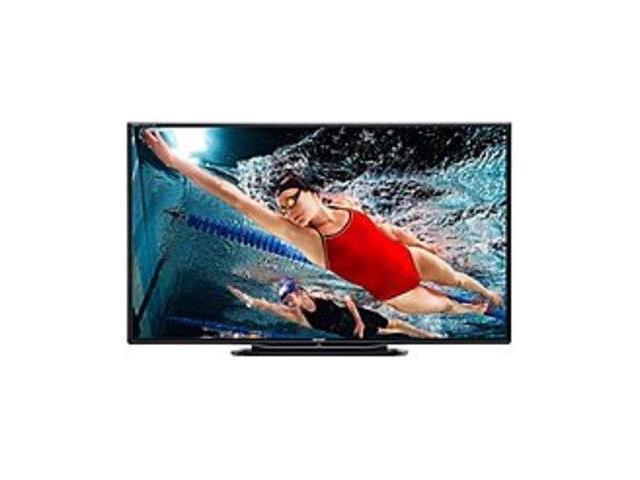 Sharp Aquos LC-60C7500U 60.0-inch Smart LED TV with Quattron - 1080p (Full HD) - 10000000:1 - 16:9 - 240 Hz - Wi-Fi - HDMI - ...