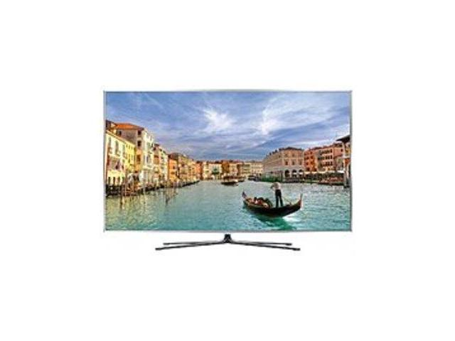 Samsung UN55D8000 55.0-inch Smart LED HDTV - 1080p (Full HD) - 25000000:1 - 240 Hz - 16:9 - 3D - Wi-Fi - VGA, HDMI - ...