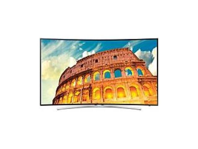 Samsung 8000 Series UN55H8000 55-inch Curved Smart LED TV - 3D - 1080p (Full HD) - 16:9 - 1200 Clear Motion Rate - Wi-Fi - ...
