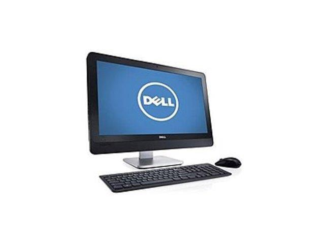 Dell Inspiron One 2330 IO2330-5911BK All-In-One Desktop PC - Intel Core i5-3330S 2.7 GHz Quad-Core Processor - 8 GB DDR3 SDRAM - 2 TB Hard ...