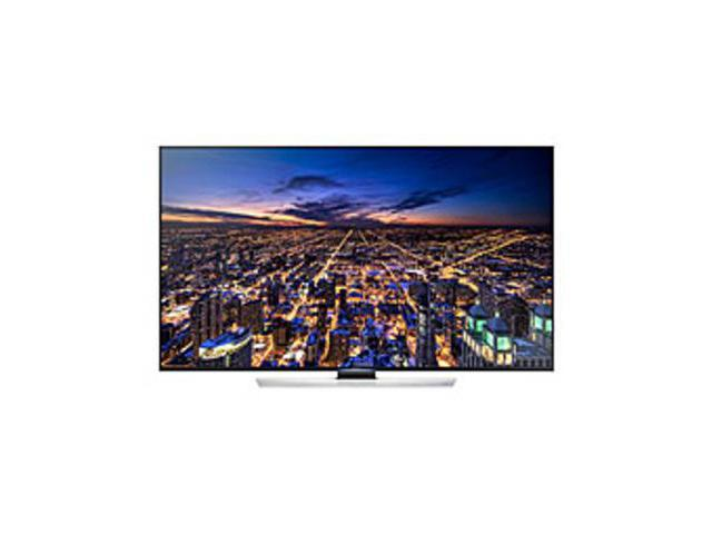 Samsung HU8550 Series UN50HU8550 50-inch 4K Ultra HD Smart LED TV - 3840 x 2160 - 1200 Clear Motion Rate - Wi-Fi - HDMI, USB ...