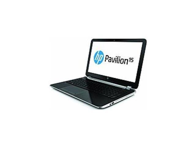 HP Pavilion E8B04UA 15-N030US Notebook PC - Intel Core i3-4005U 1.7 GHz Processor - 4 GB DDR3 SDRAM - 750 GB Hard Drive - 15.6-inch ...