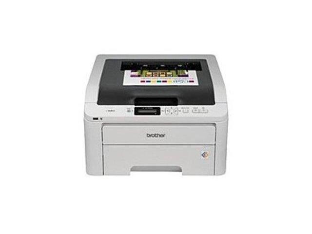 Brother HL-3075CW Digital LED Color Printer - 19 ppm, (B/W)/19 ppm (color) - 600 dpi x 2400 dpi - USB, 802.11b, Ethernet 10/100Base-TX, 802.11g, ...