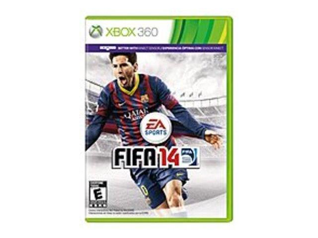 Electronic Arts 014633730418 73041 FIFA Soccer 14 for Xbox 360