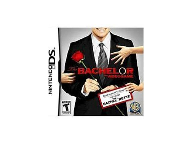 Warner Bros 883929112715 The Bachelor: The Videogame for Nintendo DS