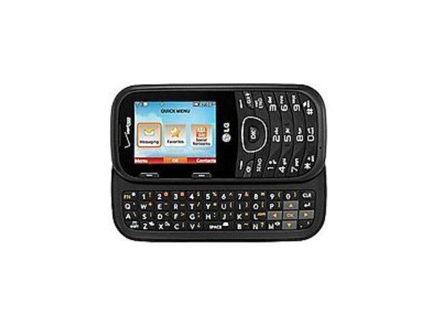 LG Cosmos 3 652810815499 VN251S Prepaid Cell Phone - CDMA2000 1X 800/1900 MHz - QWERTY Keyboard - Verizon Wireless - 1.3 Megapixels Camera - ...