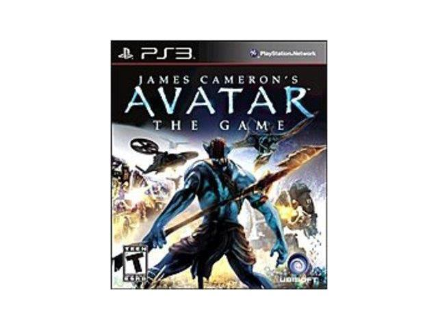 Ubisoft 008888345435 34543 Avatar The Game for PlayStation 3