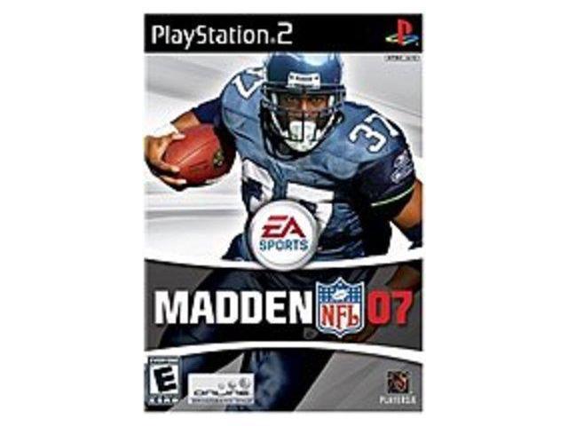 EA Sports 014633152296 Madden NFL 07 for PlayStation 2
