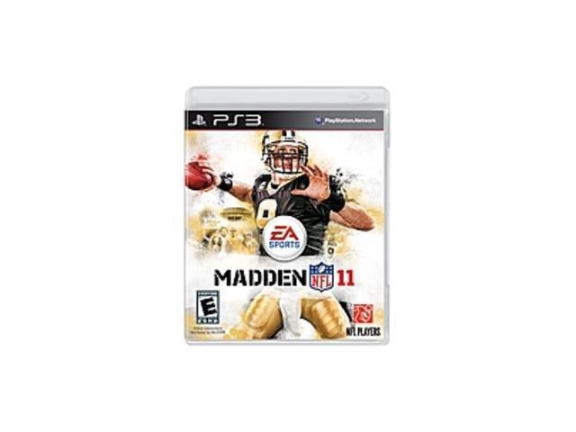EA Madden NFL 11 - Sports Game - PlayStation 3