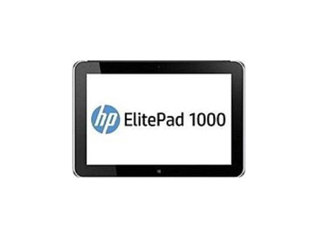 HP ElitePad 1000 G2 G4S84UT 10.1-inch Touchscreen Tablet PC - Intel Atom Z3795 1.6 GHz Quad-Core Processor - 4 GB LPDDR3 SDRAM - 64 GB ...