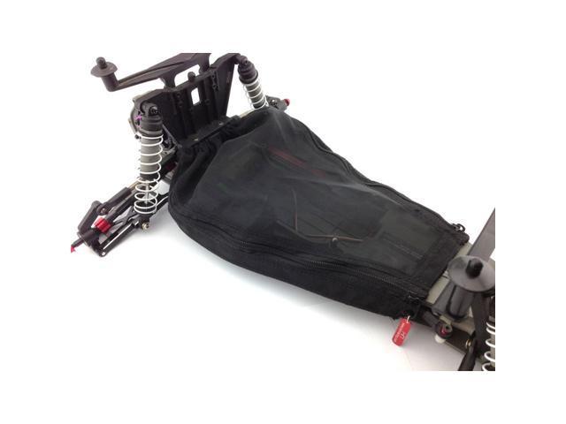Hot Racing TE16RC02 Chassis Dirt Guard Cover for Rustler