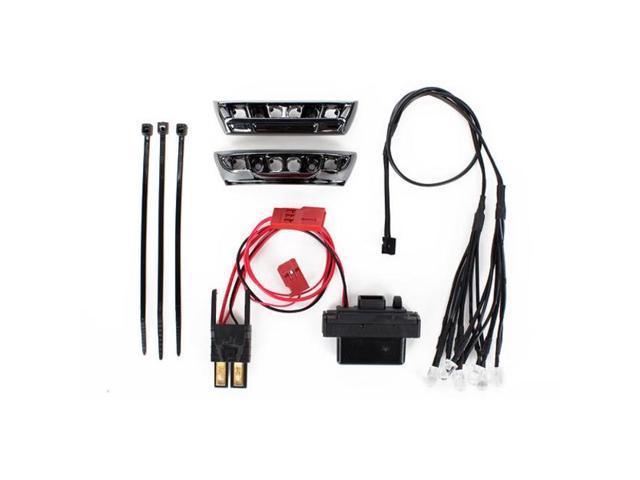 Traxxas 7185 LED light kit complete 1/16 E-