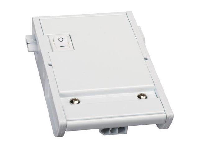 Kichler 10569 Under Cabinet Light Master Switch from the Modular Low V Xenon Col, White