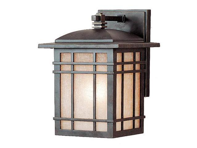 Quoizel 1 Light Hillcrest Outdoor Fixture Imperial Bronze - HC8407IBFL