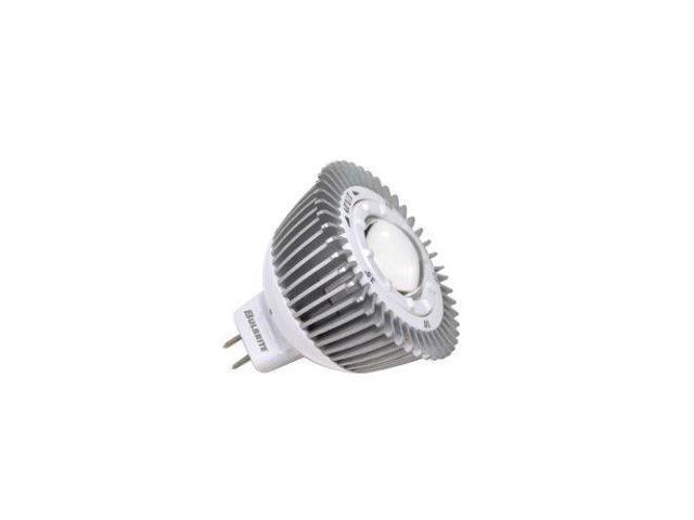 Bulbrite 771021 2 Watt (5 Watt Replacement) Warm White MR16 Shaped GU5.3 Base LE, Warm White