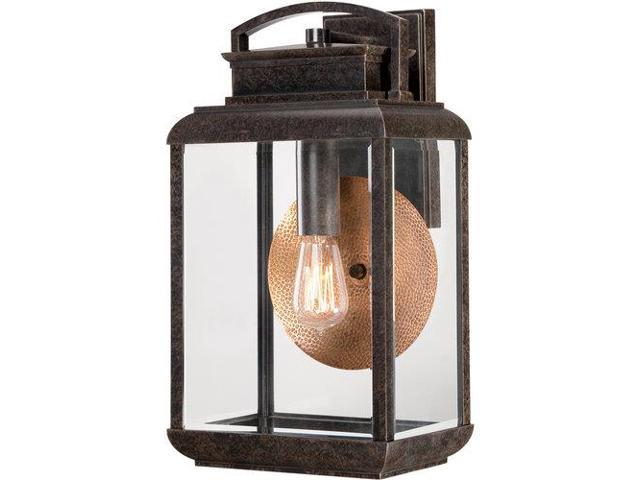 Quoizel 1 Light Byron Outdoor Fixture in Imperial Bronze - BRN8410IB