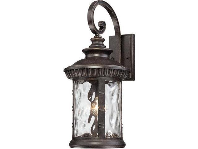 Quoizel 1 Light Chimera Outdoor Fixture in Imperial Bronze - CHI8411IB