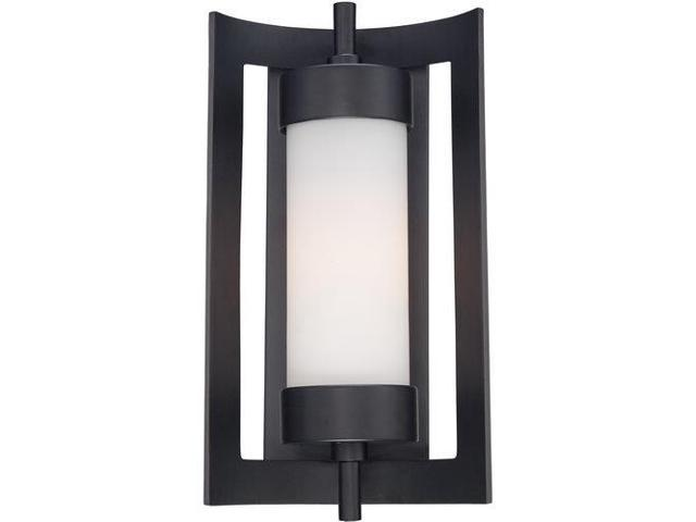 Quoizel 1 Light Milan Outdoor Fixture in Mystic Black - MLN8309K