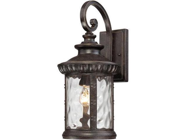 Quoizel 1 Light Chimera Outdoor Fixture in Imperial Bronze - CHI8409IB